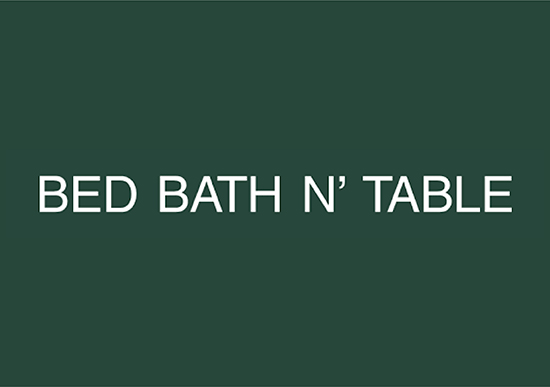 Bed Bath N Table logo