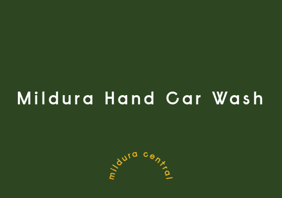 Mildura Hand Car Wash logo